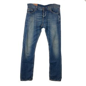 "DONDUP ""LUCKY"" skinny Slim Fit blue Jean Sz 36 Men"